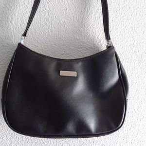 Liz Claiborne woman's black hand bag